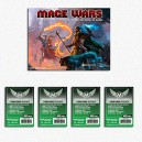 SAFEGAME Mage Wars ITA + 400 bustine