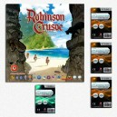 SAFEGAME Robinson Crusoe: Viaggio verso l'Isola Maledetta (Adventure on the Cursed Island)