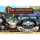 Raiders of the Fever Sea Adventure Deck - Pathfinder Adventure Card Game: Skull & Shackles