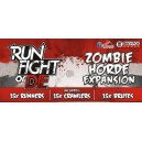 Zombie Horde: Run, Fight or Die