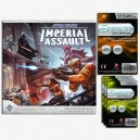 SAFEGAME Star Wars: Imperial Assault + bustine protettive