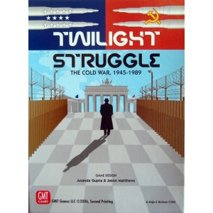Twilight Struggle  Deluxe ed. ENG