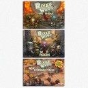 BUNDLE Rivet Wars: Spearhead + War Room + Terrain Pack