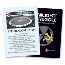 Referendum NATO - Carta promo Twilight Struggle Ed. 2014
