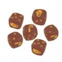 Brown Dice: Zombicide