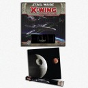 BUNDLE Star Wars X-Wing ENG + Death Star Assault (tappetino)