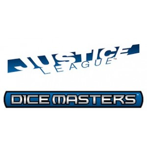 BUNDLE Justice League Dice Masters Starter+ 40 boosters