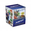Justice League Gravity Feed (booster singolo): DC Comics Dice Masters