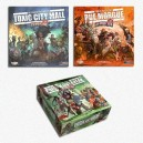 BUNDLE Zombicide ITA: Prison Outbreak + Rue Morgue + Toxic City Mall