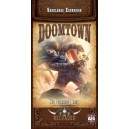 No Turning Back (Saddlebag 5) - Doomtown: Reloaded