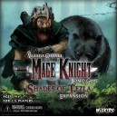 Shades of Tezla: Mage Knight Board Game