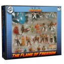 Painted Miniatures Pack: The Flame of Freedom