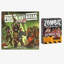 PAINTBUNDLE Zombicide Prison Outbreak + Paint Set