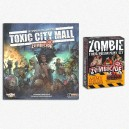 PAINTBUNDLE Zombicide Toxic City Mall + Paint Set