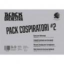 Pack Cospiratori 2: Black Orchestra (2nd Ed.)