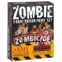 Toxic/Prison Expansion Paint Set: Zombicide