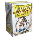 Dragon Shield - Bustine protettive BIANCO (100 bustine)