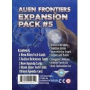 Expansion Pack 5 2nd Ed.: Alien Frontiers